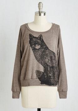 Take a Sly Stance Sweatshirt