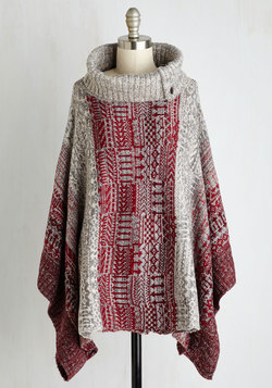 Cuddle Climate Poncho