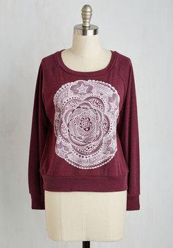 Calm on Over Sweatshirt