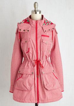 Worth a Thousand Wharfs Jacket