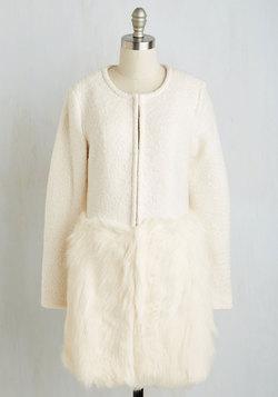 Daring Debutant Coat