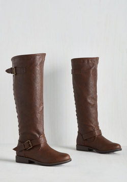 Made to Orchard Boot - Wide Calf