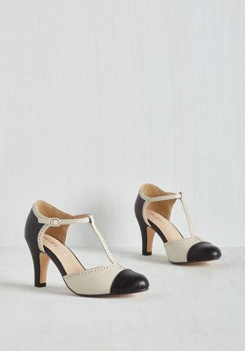 Frenchmen Street Sass Heel $68.99 AT vintagedancer.com