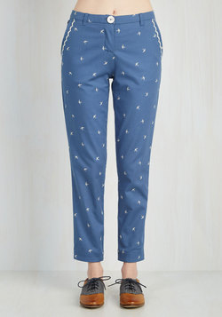 Fly By the Chic of Your Pants