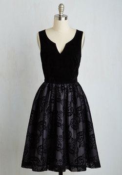 Velvet Victory Dress