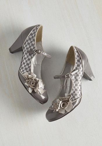 Declare Your Flair Heel $64.99 AT vintagedancer.com