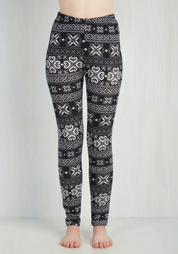Stuck In the Riddle With You Leggings