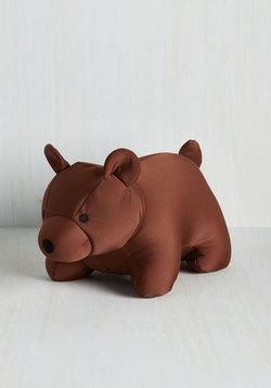 Bear You've Been Travel Pillow