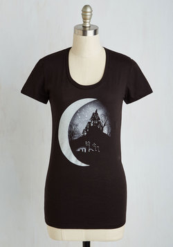 I Want You to Haunt Me Tee