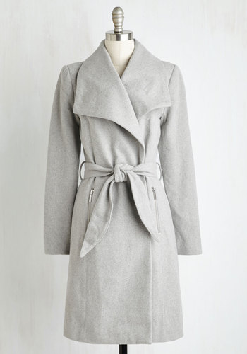 The Feelings Neutral Coat $129.99 AT vintagedancer.com