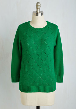 Dining Car Cutie Sweater