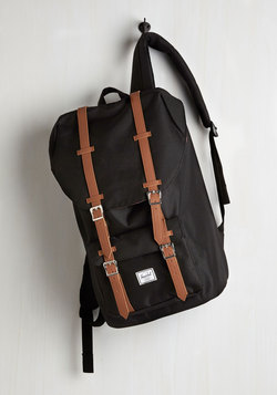 Expedition Mission Backpack in Black