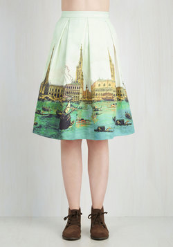 Canal or Never Skirt