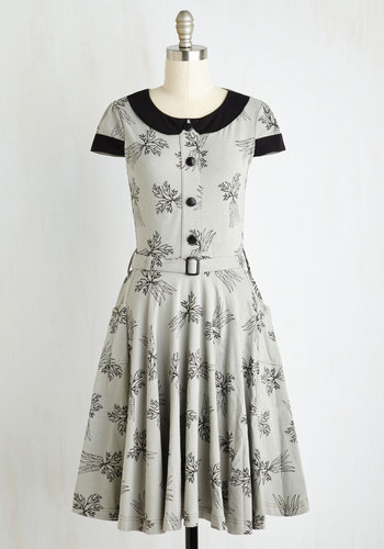 Rule of Green Thumb Dress $94.99 AT vintagedancer.com