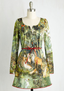 Tale Me Everything Dress