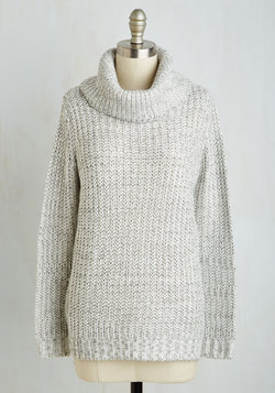 Recipe Club Sweater in Salt