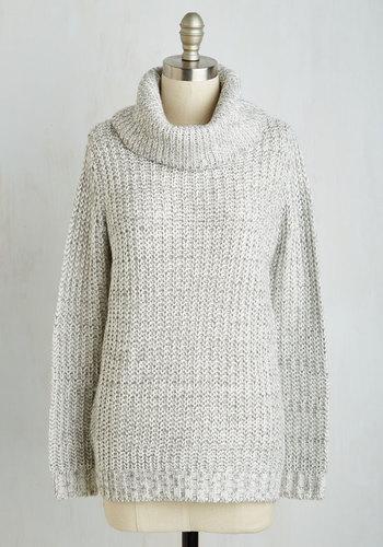 Recipe Club Sweater in Salt