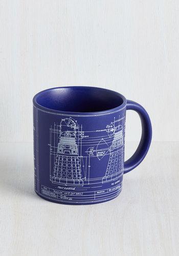Simply Dalek-table Mug