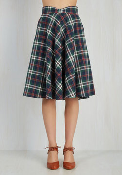 Potluck Hostess Skirt