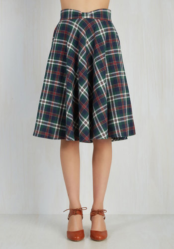Potluck Hostess Skirt $49.99 AT vintagedancer.com