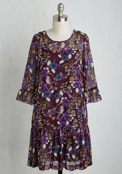 At Perch Glance Dress