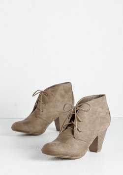 Have I Got Shoes for You! Bootie in Sand
