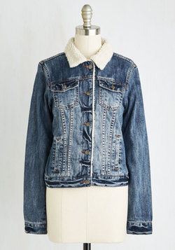 All Hail the Jean Jacket