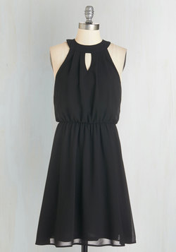 City Sway Dress in Black