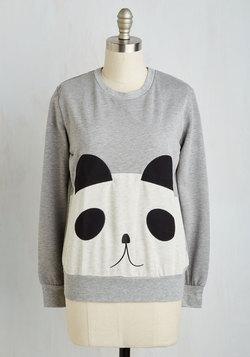 You Can De-panda On Me Sweatshirt