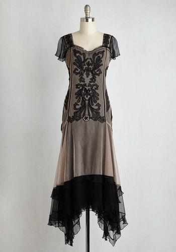 In Awe of Nostalgia Dress $289.99 AT vintagedancer.com