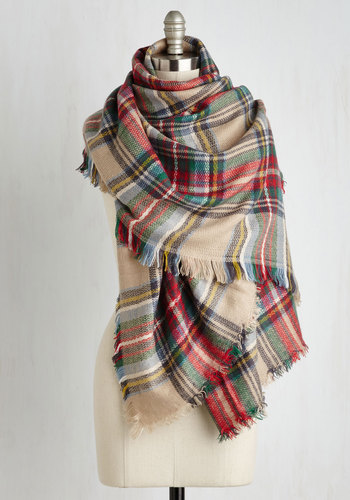 Willamette for the Weekend Scarf