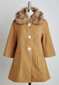 A Swing of the Past Coat