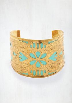 Lookin' for Some Haute Cuff Bracelet