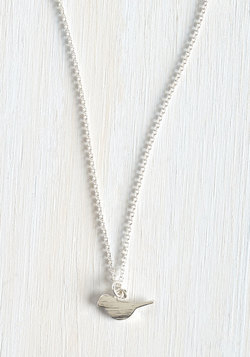 The Nest is History Necklace