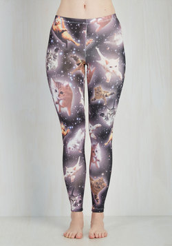 Kitty Constellations Leggings