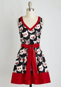 Need I Say Amour? Dress
