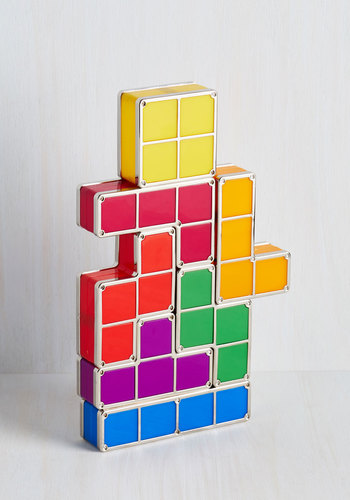 Building Blocks of Light - Multi, Better, Best Seller, Guys, WPI, Nifty Nerd, Top Rated, Quirky, Gifts2015, Colorsplash, Blue