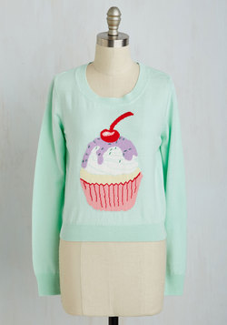 Confectionary Perfectionist Sweater