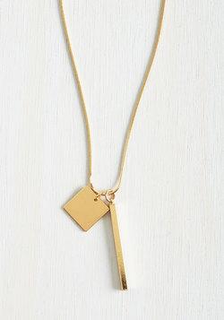 Shape It Up Necklace