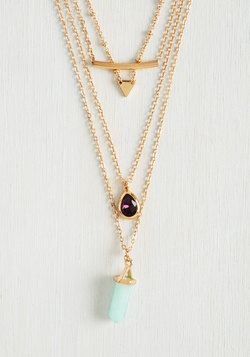 Glitz Charming Necklace