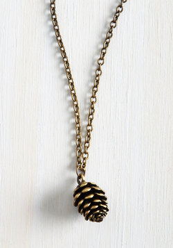 Cone Up to It Necklace