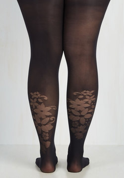 Put to Good Spruce Tights - XL-XXL