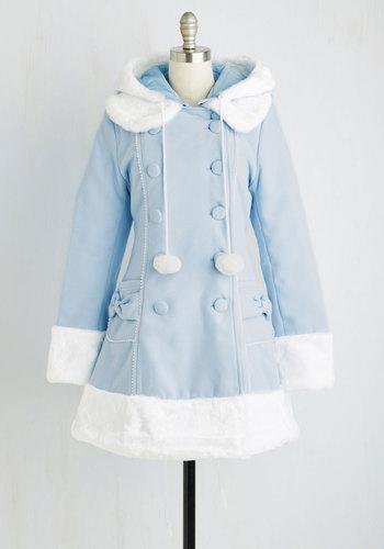 For the Winnipeg Coat in Sky $169.99 AT vintagedancer.com