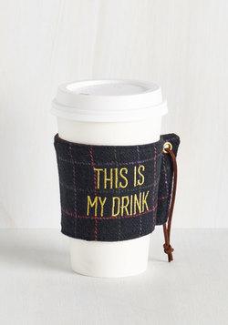 Claim Your Chai Cup Sleeve