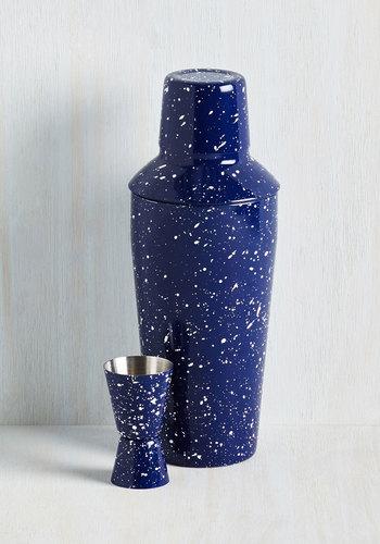 Splatter-Day Night Cocktail Shaker Set