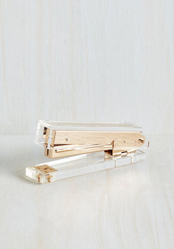 Flawless Office Stapler