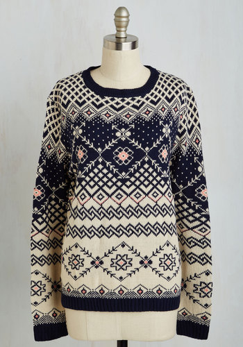 Host of Toasty Sweater $54.99 AT vintagedancer.com