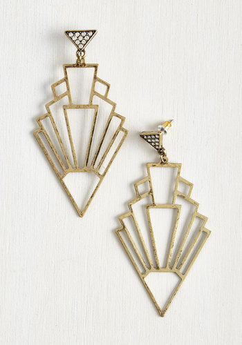Deco Diva Earrings