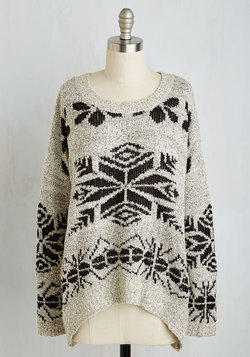 Flurry Up and Fate Sweater