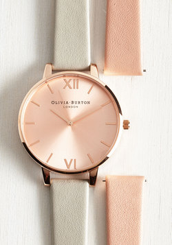 Fully Punctual Watch Set